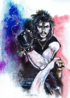 Philthy-Phil-Taylor by Fusciart