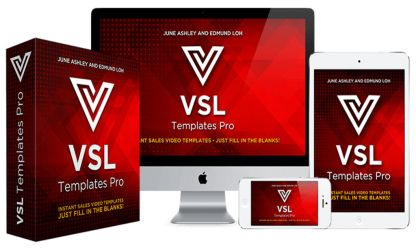 VSL Templates Pro review and bonus by faputiyi