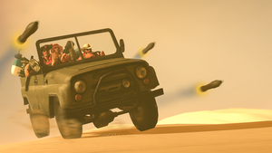 Desert Run by Nikolad92