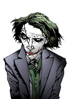 why so serious? by pumpkynhead