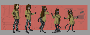 COM sequence for DanVelthing by FauvFox