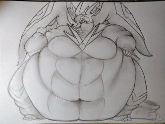 Fat Fusion Dragonoid by Dragonoid4ever