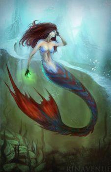 Mermaid by RinAvenue
