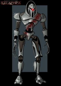 daybreak cylon by nightwing1975