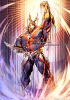 PLUS ULTRA - ALMIGHT full power by marvelmania