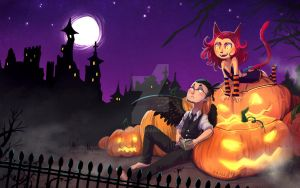 Love-loween by hadh