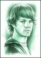SPN - Sam Winchester by Cataclysm-X