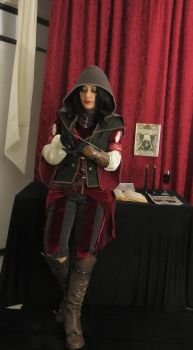 The prowler - Assassin's creed Brotherhood by SoundwaveLover
