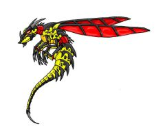 Wasp Dragon by Scatha-the-Worm