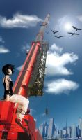 Mirrors Edge - Take a Breather by LightningGuy