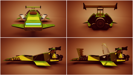 Hover racer revisited. by jesse