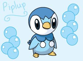Piplup by anthey925