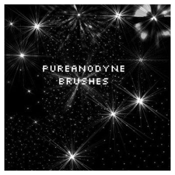 PSP Starry Night Brushes by anodyne-stock