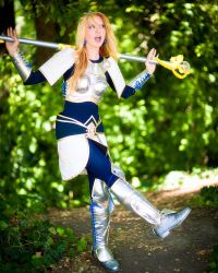 League of Legends Lux Cosplay by IvrinielsArtNCosplay