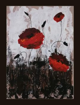 Poppies by Galadriel34