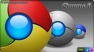 Google Chrome II by GCL721