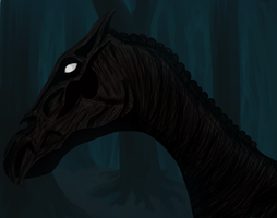 Thestral by Courts96