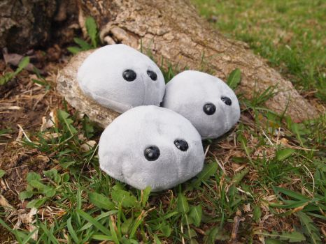 Pet rocks! by WhimsicalSquidCo