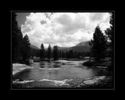 Mountain Stream by audofit