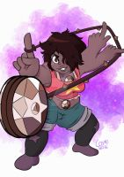 Smoky Quartz by CosmoWilton