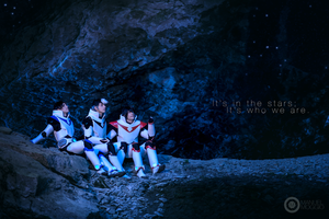Lance x Shiro x Keith ~ Voltron Cosplay by Yamato-Leaphere