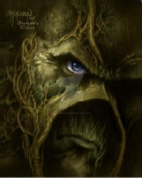 Swamp Thing by THE-Darcsyde