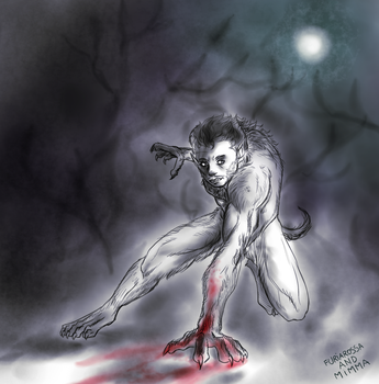Hannibal daily sketch 299 by FuriarossaAndMimma