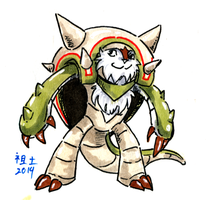 chesnaught by not-fun