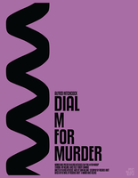 Dial M For Murder by Mr-Bluebird