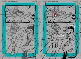Untitled Comic Project Chapter 1 Page 9 by Hominids