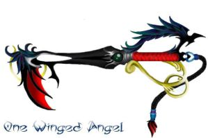 OWA keyblade - Fangy by SquareStyle