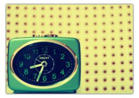 Clock by reeed