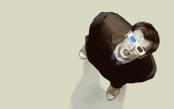 Tenth Doctor by KiloWhat