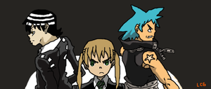 Soul Eater by Lasercats6