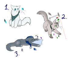 Floof adopts [ Open ] by Halo--Cat