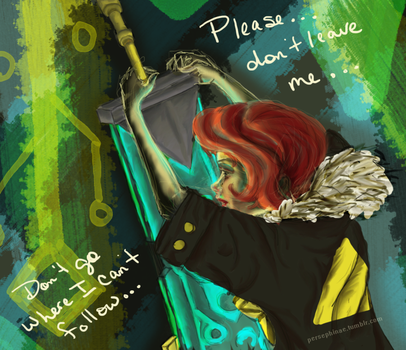 Transistor - Sad Nightingale by persephinae