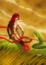 Snake Princess by solterbeck65