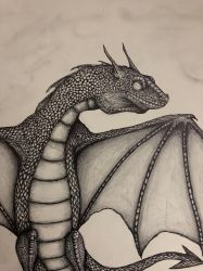 Dragon (Based on gecko) by conwaysuccess