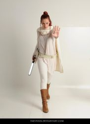Jedi  - Stock Pose Reference 25 by faestock