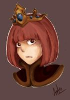 King Cassius (Dragon Nest) by arlinetjandra