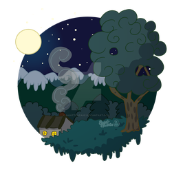 By the Moonlight