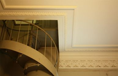Stairs in museum by severova