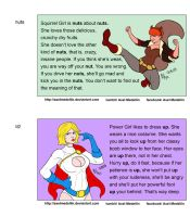 TLIID 258. Squirrel and Power in Super Dictionary by AxelMedellin