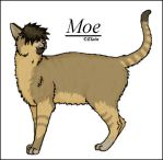 Meow, me is Moe. by Blainz