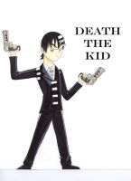 Death The Kid by QuesoGr7