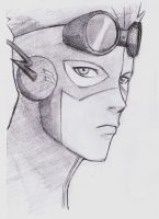 Kid Flash by Jeageractive