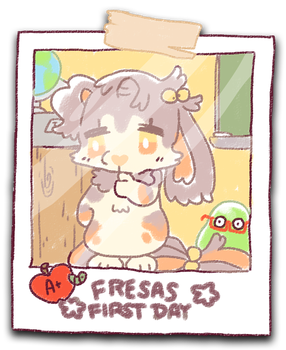 [SC] Fresa's First Day of School by puniball