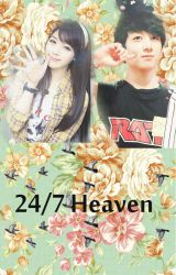 24/7 Heaven - Fanfiction Poster by AsChildishAsPeterPan
