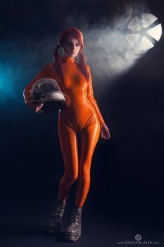 Astronaut by Elisanth