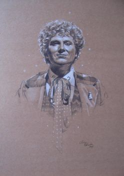 The Sixth Doctor by Timedancer
